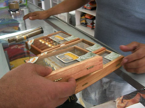 Buying Cuban cigars in Cancun | by Robert Scoble