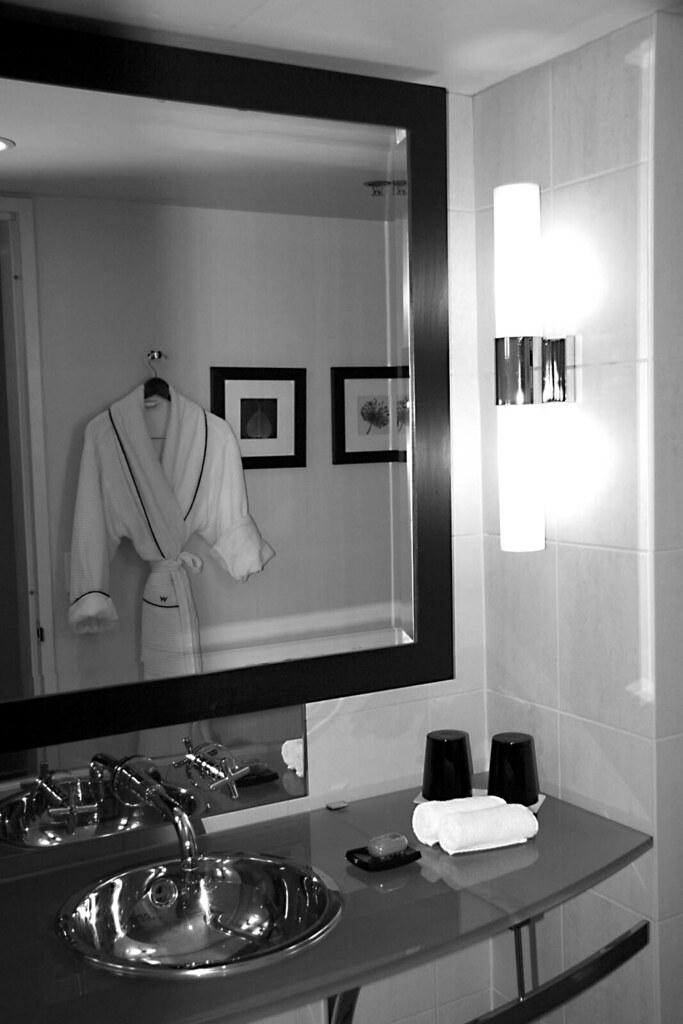 W Hotel Seattle Room Service Menu