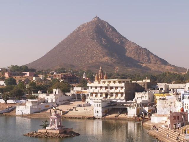 Asia India Pushkar