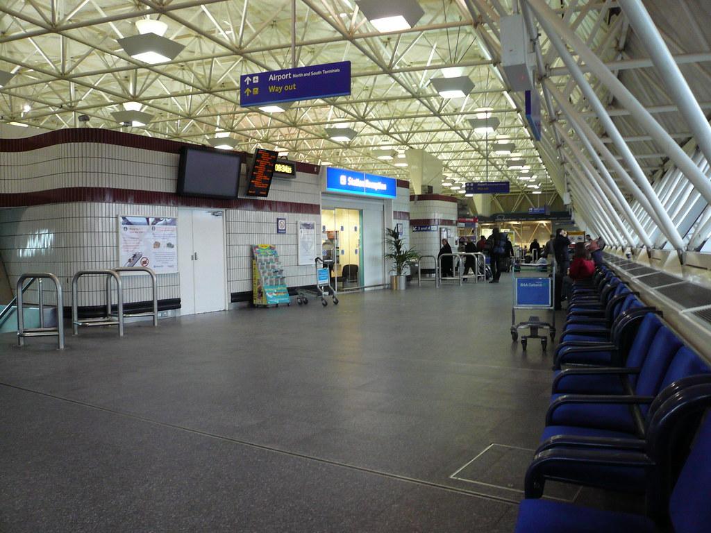 Blackjack recruitment gatwick airport