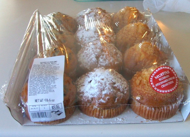 Sam S Club >> Sam's Club muffins   jumbledpile   Flickr