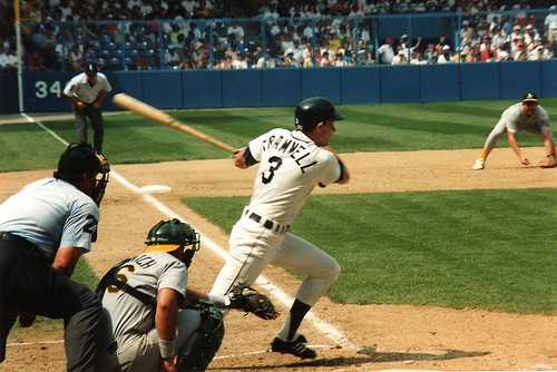 Alan Trammell | by James Marvin Phelps