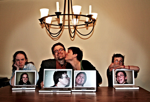 Family Portrait 3, Lomo | by Roberta Taylor