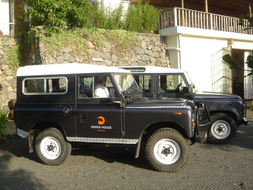 Onsea House Land Rover 88 | by Onsea House Arusha