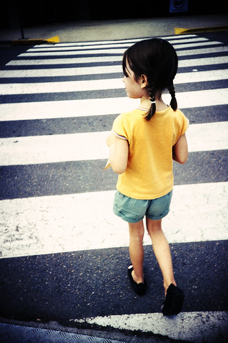 crossing - lomo | by poppy smiles