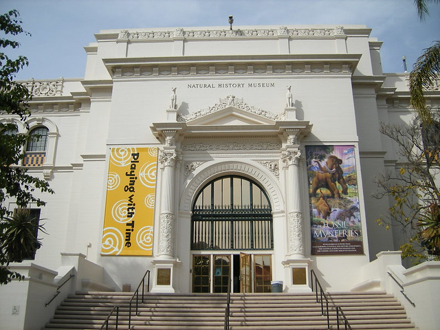 San Diego Natural History Museum Movies