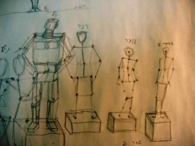 Matchstick drawings ben klinger flickr for Ben klinger