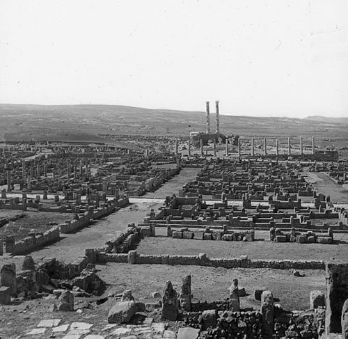 Timgad, Algeria - Panorama | by Notre Dame Architecture Library