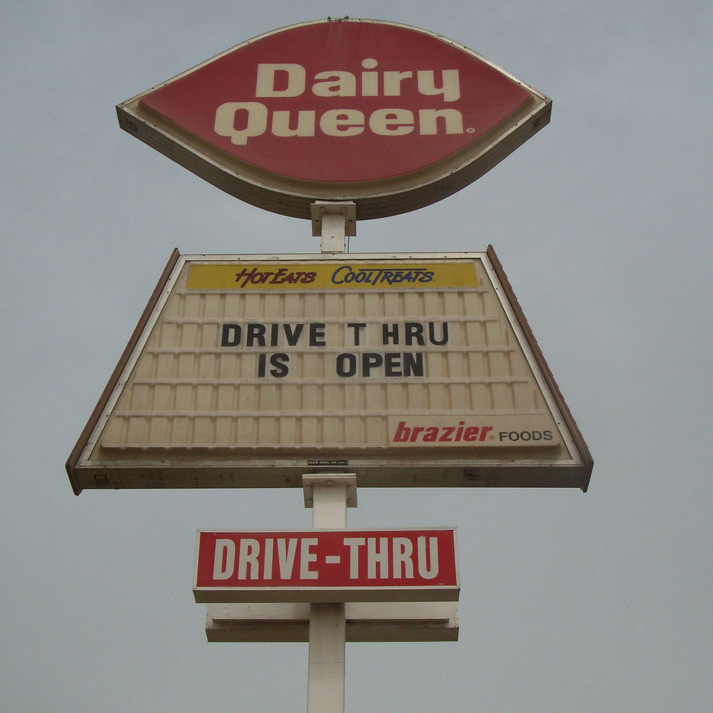Dairy queen rhetorical analysis essay