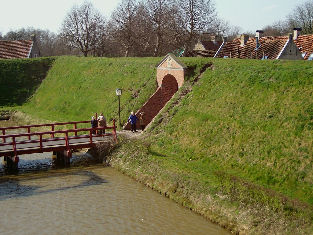 Bourtange, Münsterse Poort