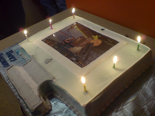 Coding Birthday Cakes