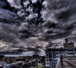 Miranda Clouds HDR 1 | by alexkess