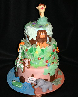 Jungle Cake | by kelannfuller
