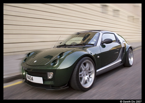 Green Smart Green Smart Roadster Coupe