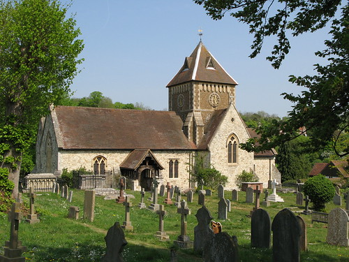 Seale Church, Surrey | by focae!