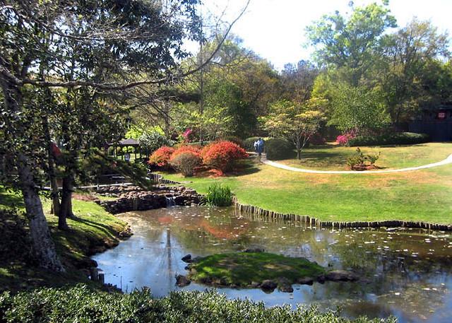 Bellingrath Gardens Mobile Alabama Chinese Gardens Area