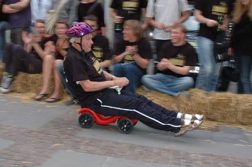 Bobby Car Race Darmstadt 2007 5 Uni Bobby Car Race