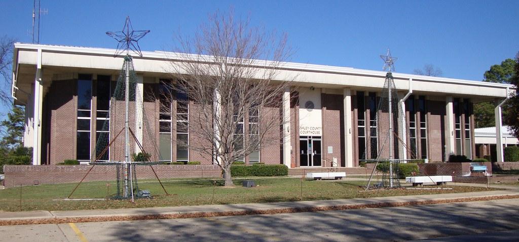 Ashley County Courthouse Hamburg Arkansas The Firm Of