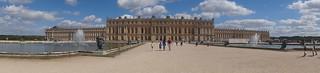 144 Kasteel Versailles tuinen