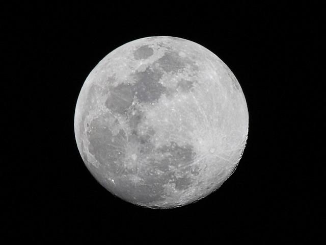 Над Землей взойдет огромная луна, которой небыло с1948 года