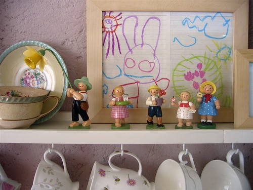 Easter shelf | by moline