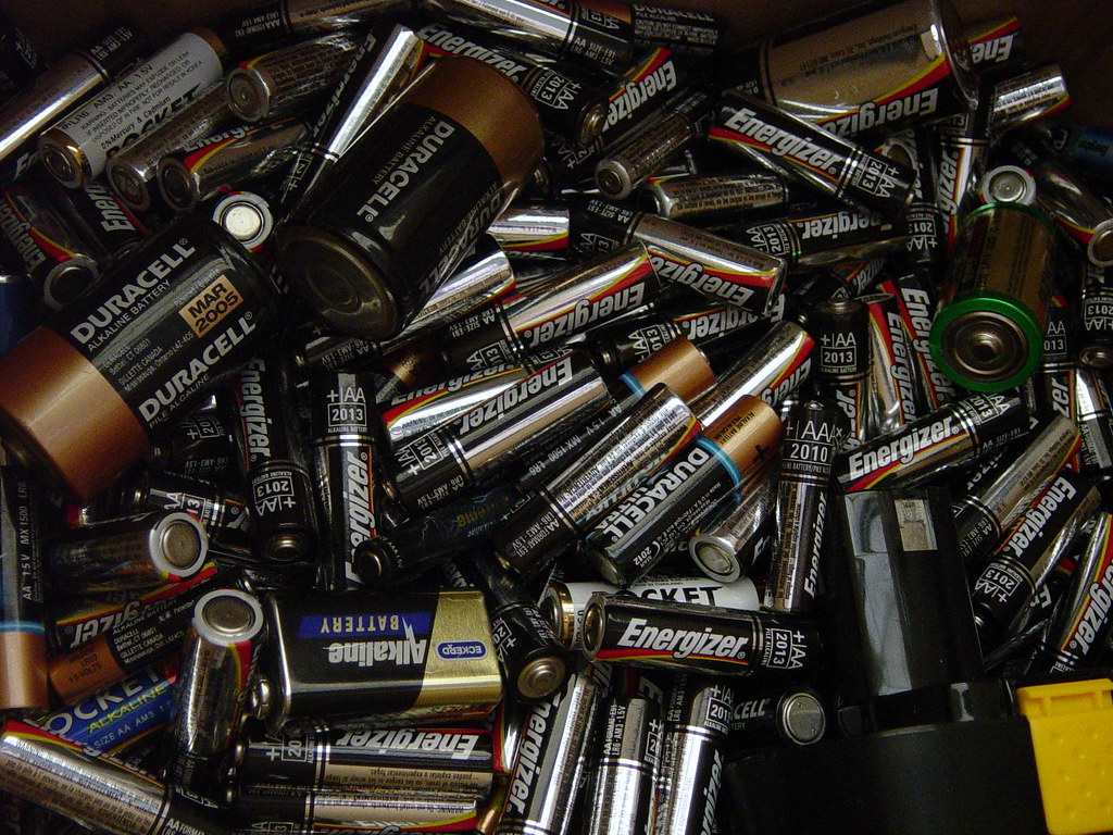 Batteries Used In Electric Cars