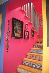 Stairs to first floor | by I love Kitsch