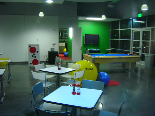 Lunchroom / Playroom, Google - DFW | by Si1very