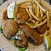 Seafood Sampler at Mimi's Cafe