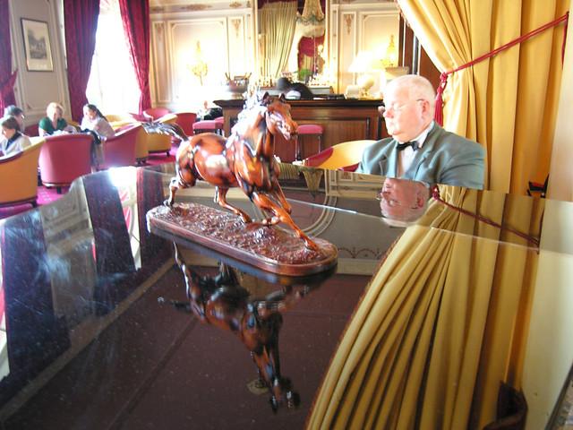 Michel Vannier  Pianiste Du Grand H U00f4tel  Cabourg  Basse