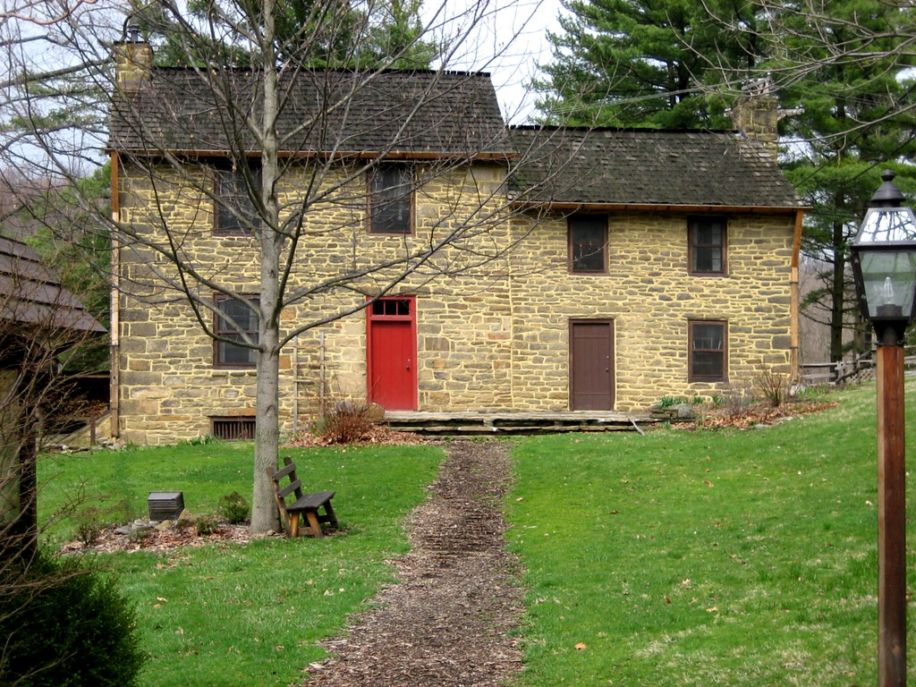 Oliver miller homestead a pioneer landmark and whiskey r for Where to buy cheap land for homesteading