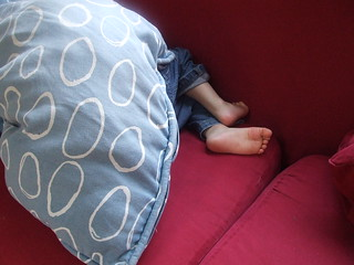 Elliott's feet as he naps | by shauna | glutenfreegirl
