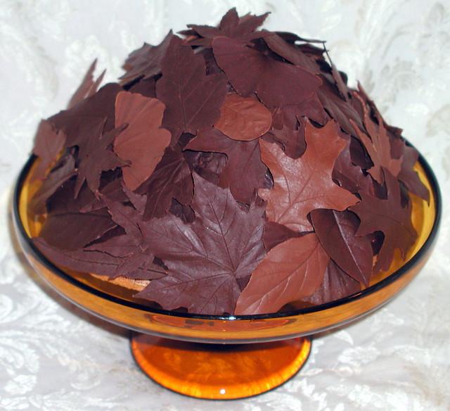 Chocolate Cake Maple Frosting Recipe