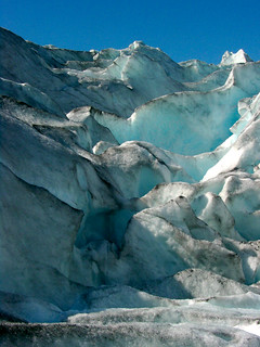 N04 07 glacier with blue ice | by kaa_ho