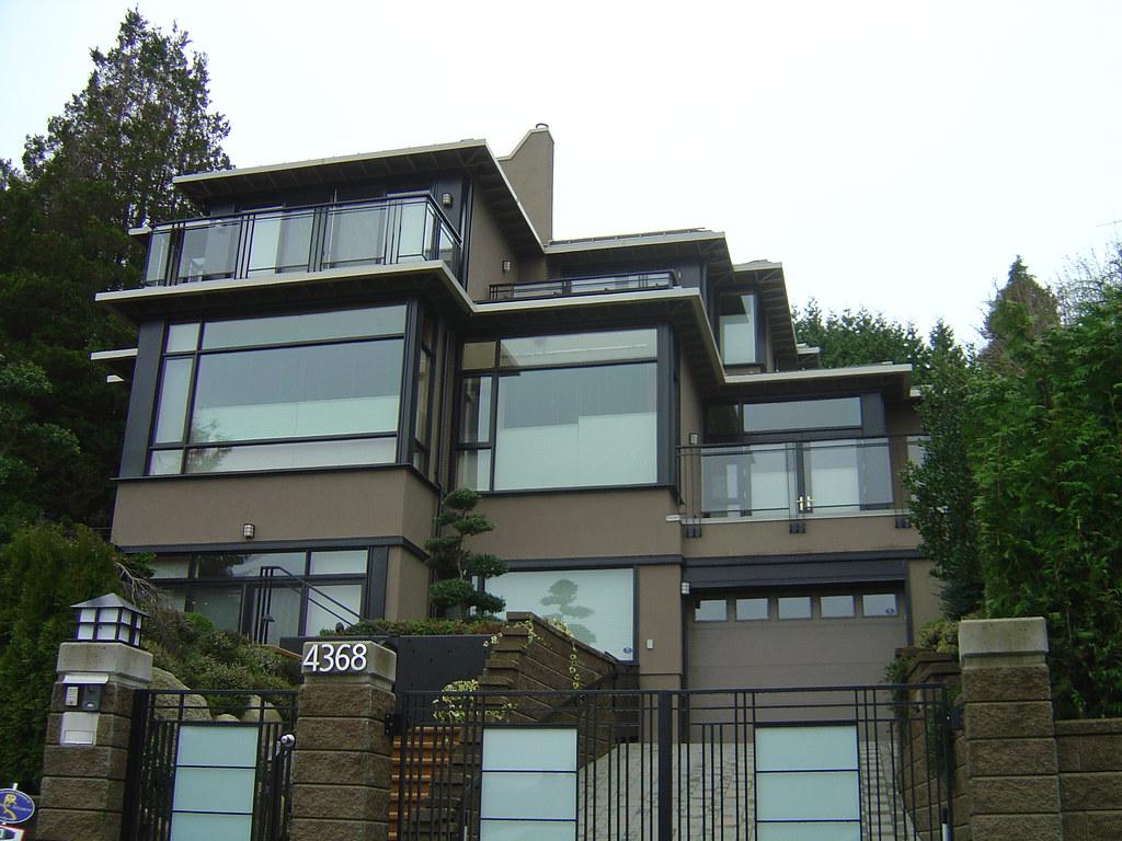 Modern vancouver house by pnwra modern vancouver house by pnwra