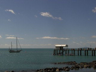 Airlie Beach Jetty | by Pat Scullion
