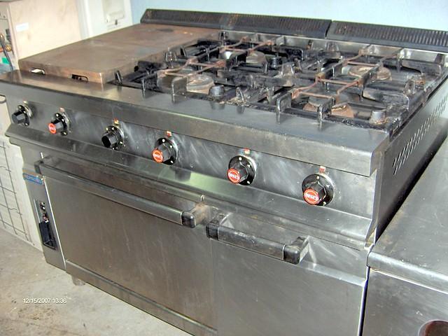 Cocina 6 fuegos repagas cocina de 6 fuegos con horno for Cocina 6 fuegos repagas