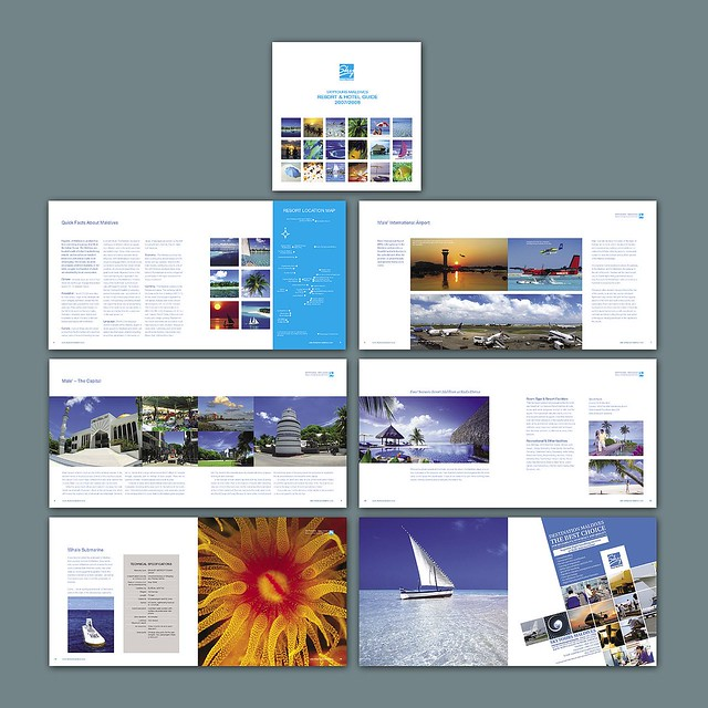 Skytours Travel Brochure This Is It This Is The Thing
