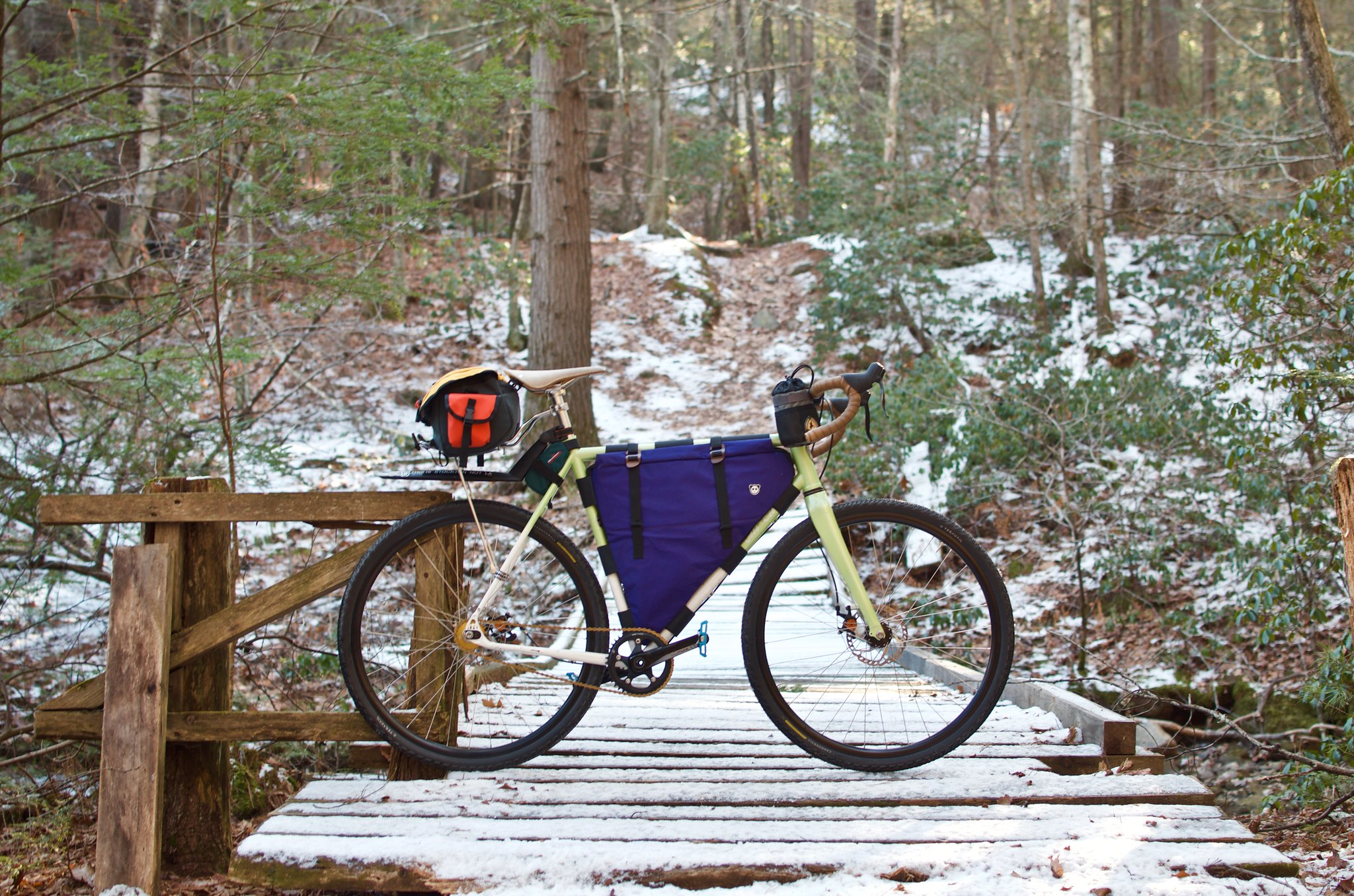 Which Soma or alternative for light touring and gravel - Bike Forums
