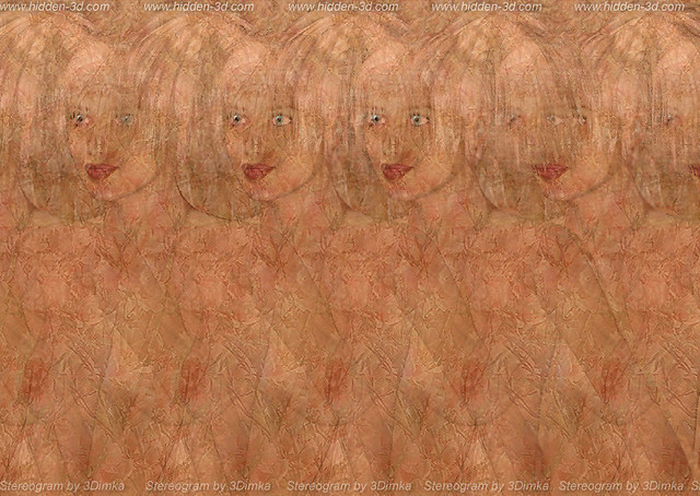 Final, sorry, Stereogram two images nude