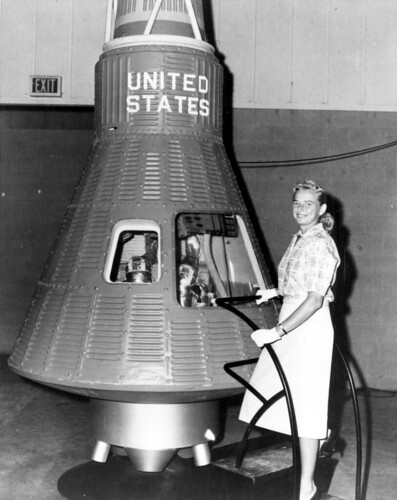 "Released to Public: ""First Lady Astronaut Trainee"" Jerrie Cobb (NASA) 