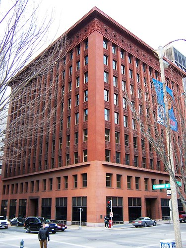Wainwright State Office Building St Louis Mo