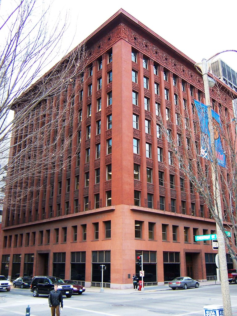 Designed The Wainwright Building In St Louis