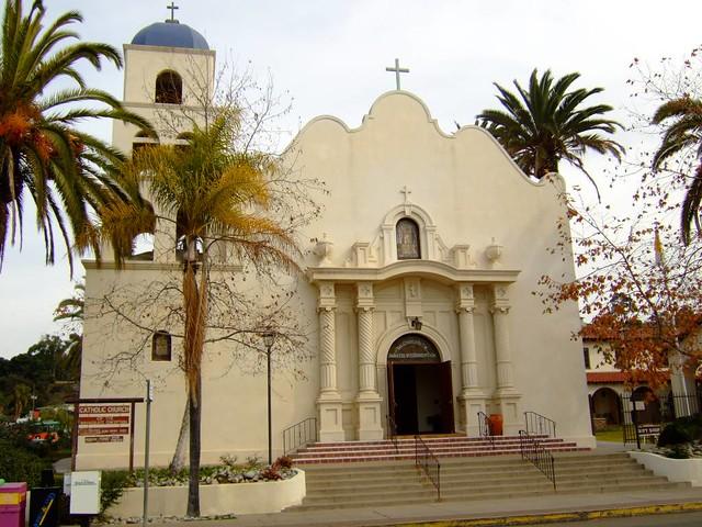 San diego catholic