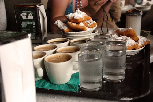 coffee & beignets | by melinnis