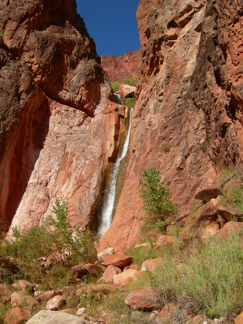 Upper Ribbon Falls - Grand Canyon National Park