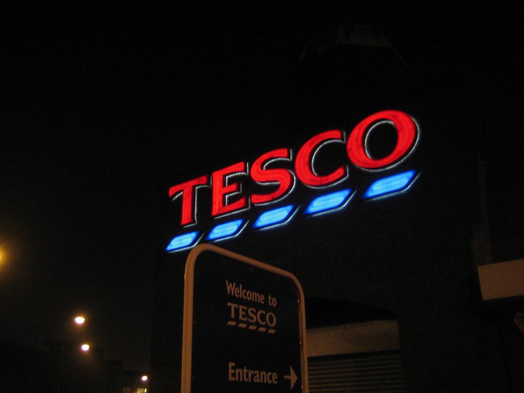Tesco tesco bromley by bow at night gordon joly flickr tesco by loopzilla tesco by loopzilla gumiabroncs Choice Image