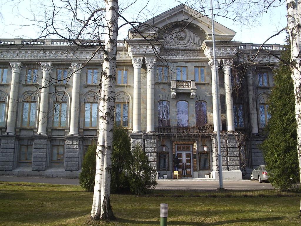In Helsinki Russian