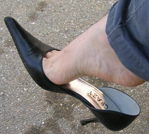Wish Shoes Heels