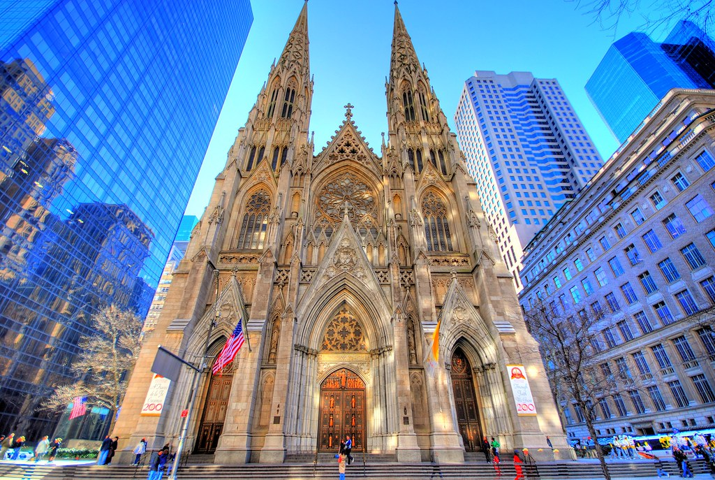 Image result for Patrick's Cathedral